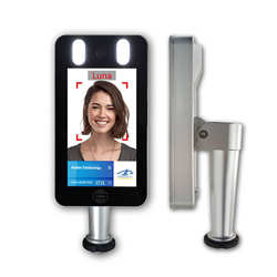 HFSecurity Hot Selling Arabic Biometric Face Door Access Con