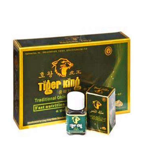100% Original Natural High Quality Tiger King Male Enhancement 2 box/20 pills