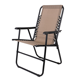 High back adult foldable teslin chair picnic garden camping beach folding chairs