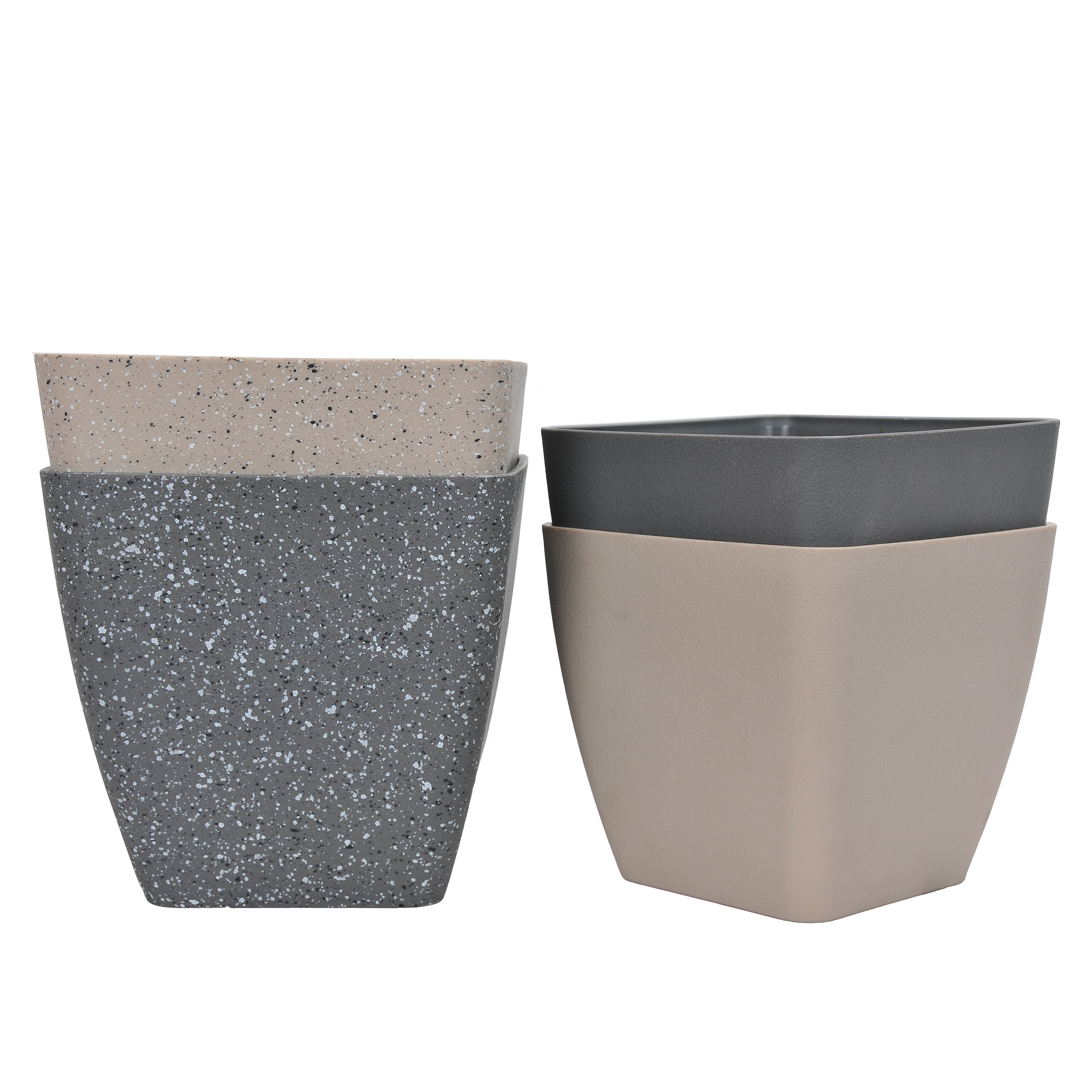 indoor gardening plastic pots for plants garden supplies home decoration and garden flower pots