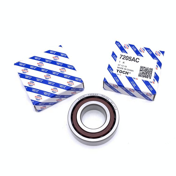 High Precision YOCH Angular Contact Ball Bearing 7000 For Main Spindle