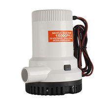 SEAFLO 12V DC 1500GPH Small Mini Specification of Submersible Water Pump