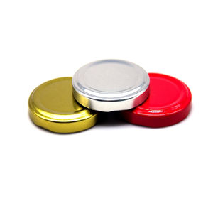 Custom Canning Metal Jar Lids Wholesale