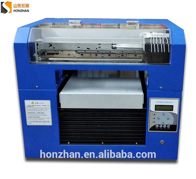 digital eco solvent ink printer print on uneven surface like golf ball, pen, metal printing