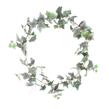 Hanging artificial plants ivy leaves potted indoor creative flowers and plants to hang wall decoration flowers wholesale