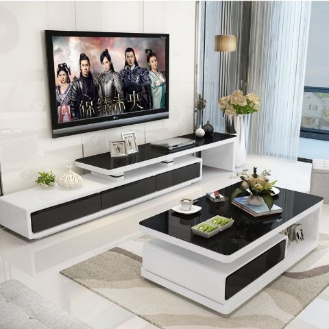 Modern Fashion Living Room Furniture Televisiontv Showcase TV Cabinet TV Stand
