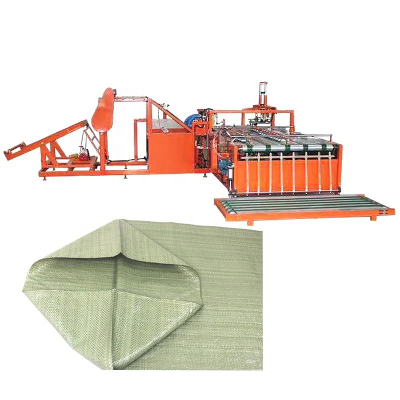 Automatic rice bag sewing machine non woven bag machine making