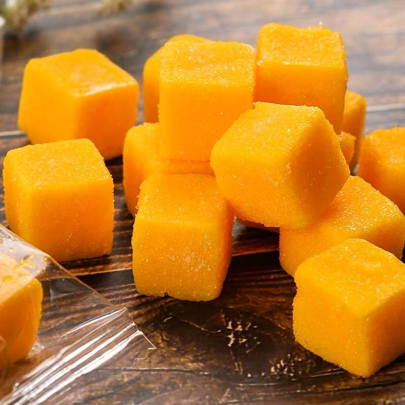 8g best selling mango candy fruit flavor soft candy
