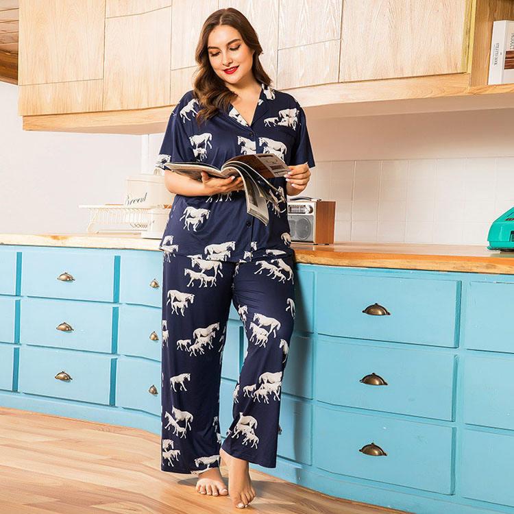 <span class=keywords><strong>casa</strong></span> de 2 piezas conjuntos de pijama de mujer de diseñador leche de seda de manga corta de alta calidad Satén de seda