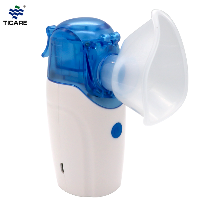 Inhaler Mesh Respiratory Tract Humidifier Ultrasonic Handheld Nebulizer Device for household or Outside
