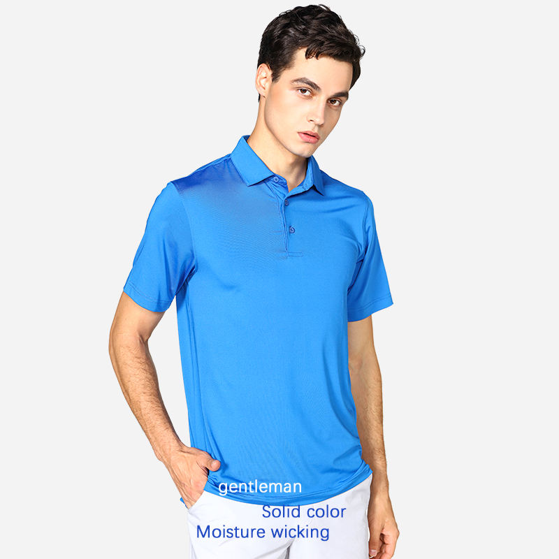 Customized High quality private brand Men's dry fit golf polo shirts Custom Sport short Sleeve man golf t Shirt