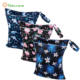 Bags Bag Diaper Cloths Washable New Reusable Zipper Pouch Bags Cloth Diapers/nappy Mini Wet Dry Bag Waterproof For Swimming