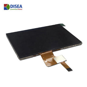 4.3 inch capacitive touch screen 480x272 TFT LCD module  RGB interface  ST7283   full viewing angle  wide temp