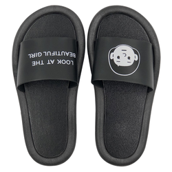 women beach slipper casual Fashion slippers women flat outdoor men  slipper sandal unisex couple summer flip flops PVC slipper
