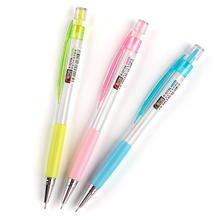 plastic automatic brand manufacturer mechanical pencil 0.7 mm