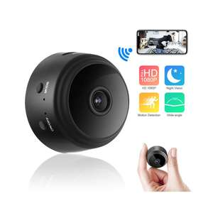 Hot Sale Battery Operated Mini Camera Small Night Vision Wifi Video Camera