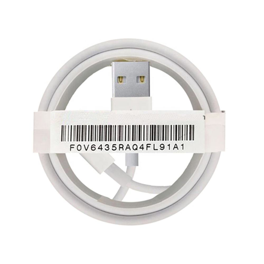 Fábrica Da Foxconn Para apple iPhone cabo usb atacado para o iphone 7 8 6 IOS13 para iPhone 11 dados carregador cabo cabo