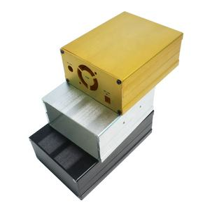 Brushed Amplifier For Power Supply Junction Box Enclosure Aluminum Enclosures