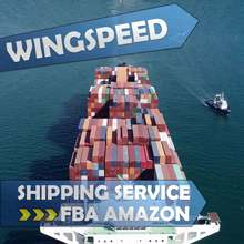 cheap air freight/shipping company/Amazon logistics services from China to United Kingdom skype:bonmedlisa