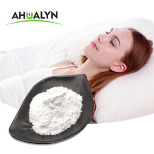 AHUALYN High Purity Raw Material Melatonin Sleep Powder
