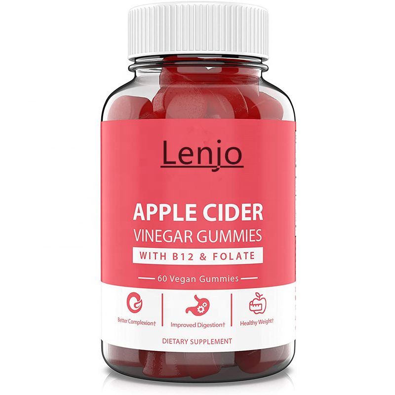 OEM Organic vitamins gummies Apple Cider Vinegar Gummies for Weight Control and vitamins support