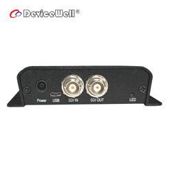 Devicewell HD Video Converter 3G SDI Video Converter 1080I To 1080P To Sdi Video Converter With SDI Loop-out