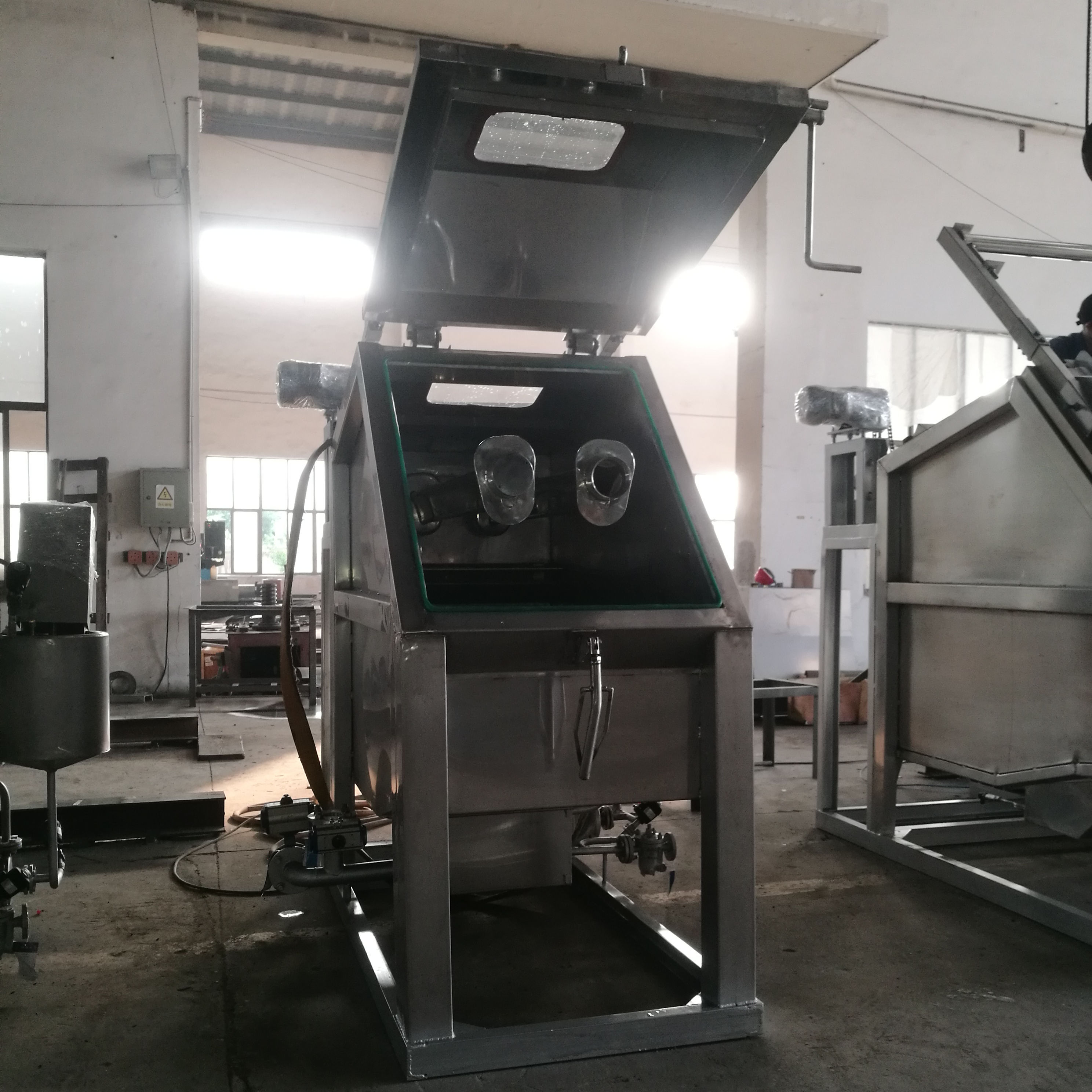 Best selling thies dyeing machine with CE certificate