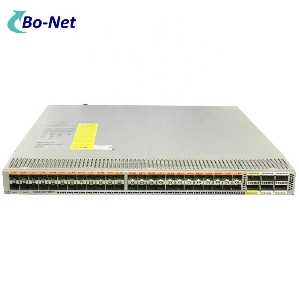 Cis Co N2K-C2348UPQ Nexus 2000 Series 48 Port 10G SFP Gigabit Network Switch