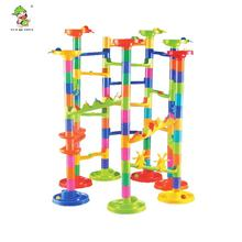 New Products Educational building blocks toys Plastic game set 138PCS