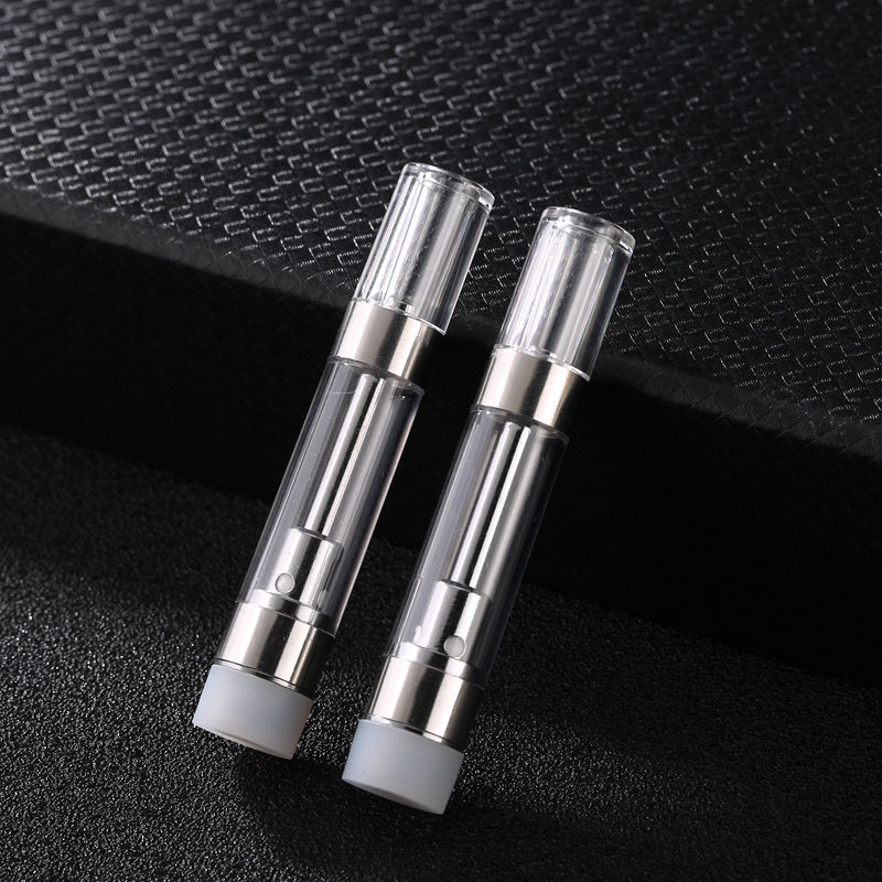 Best Quality CBD Vape 2021 Oil Cartridge with A Grade Ceramic Coil For Less 0.3% Failure rate