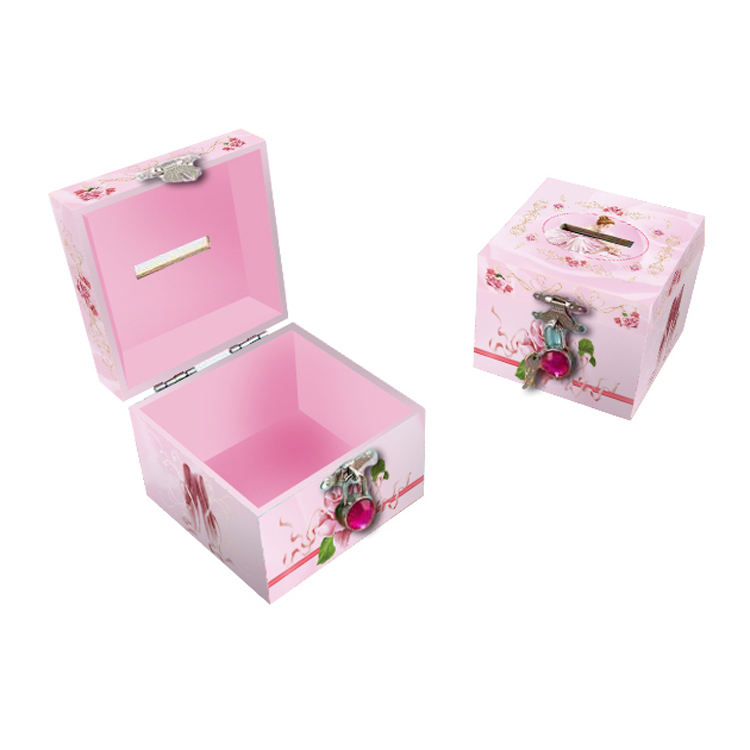 Custom Money Saving Box for kids china factory