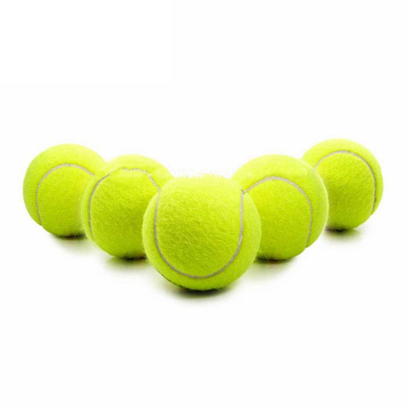 Hot Sales Professinal 2.5'' customized brand color tennis balls