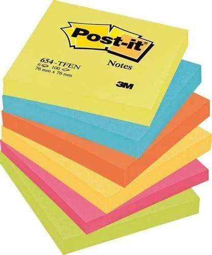 Sticky Notes Pad Self Adhesive Memo Pads Stickกระดาษโน้ต