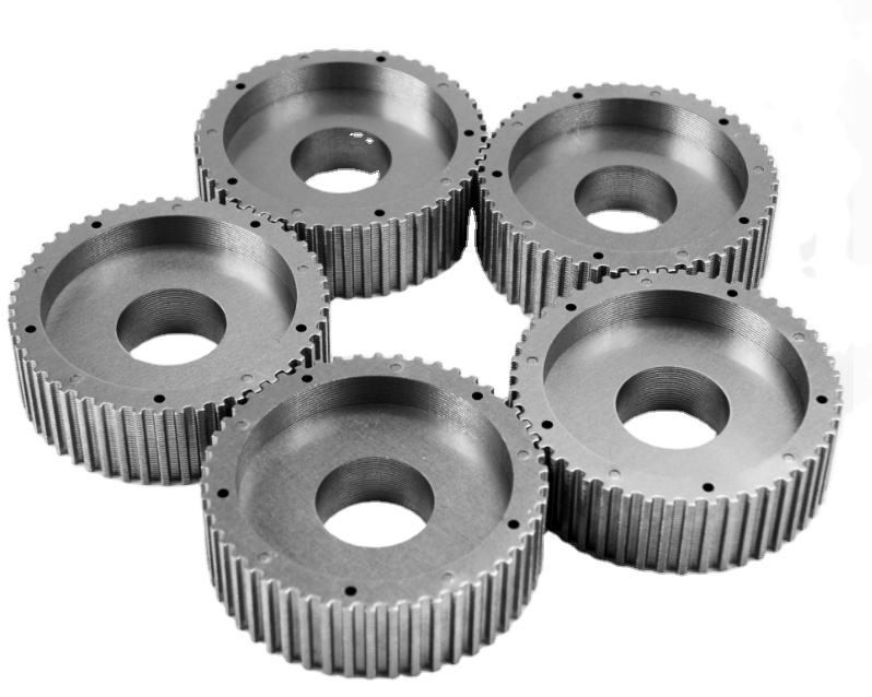 China Factory Custom CNC Plastic Metal Can Be Made Design Super Gears Gear Cycle