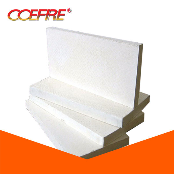 CCEWOOL 650C 1000C Heat Insulation Calcium Silicate Board Manufacturer China