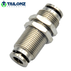 Tailonz PM04 PM06 PM8 PM10 PM12 PM16 Matic Pneumatische Messing Fitting MPM Diafragma Push in Fitting Lucht Pijp