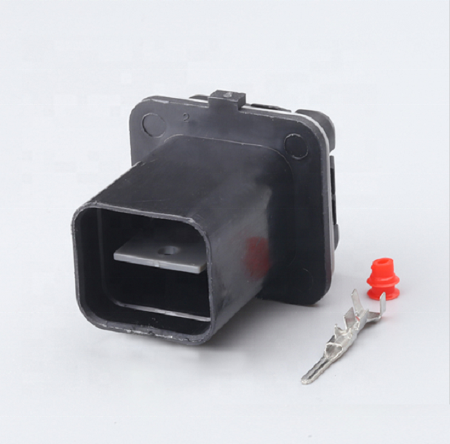 6Way Automobile connector Male Housing KPH803-06028 waterproof Cable plug The lamp socket