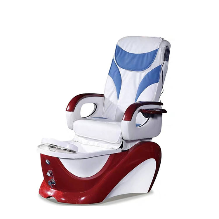 Daisy pedicure spa chair spa chairs with magnetic jet spa pedicure chair for salon