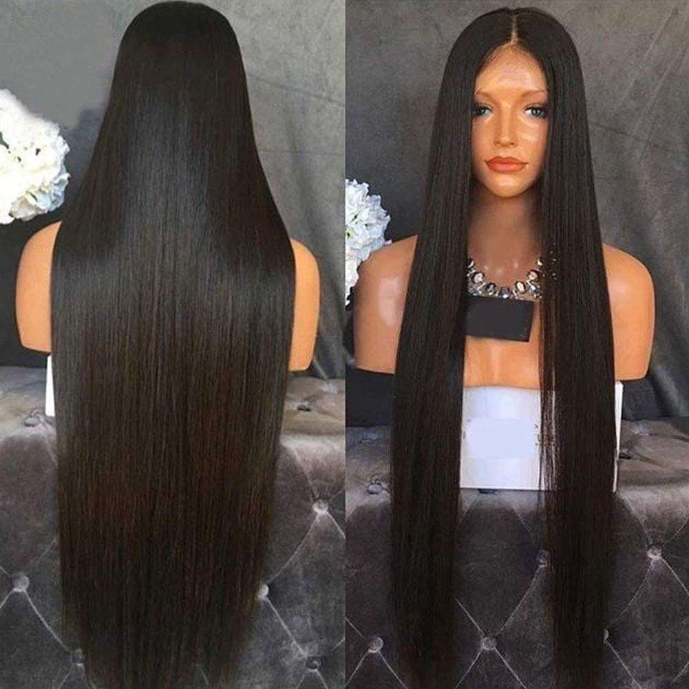JP Full Cuticle Brazilian Virgin Hair Glueless HD Full Lace Wig with baby hair, virgin human hair full lace wigs for black women