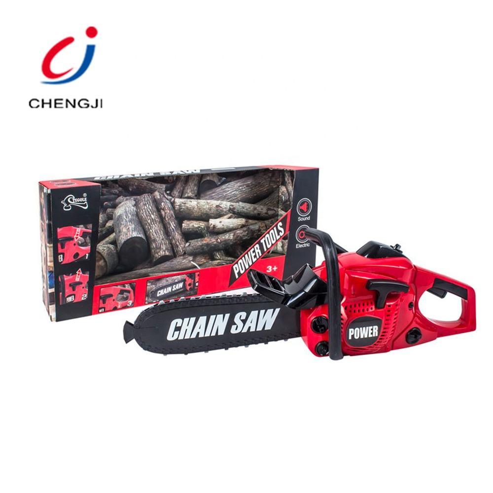 Halloween electric battery power chainsaw toys kids toy chain saw