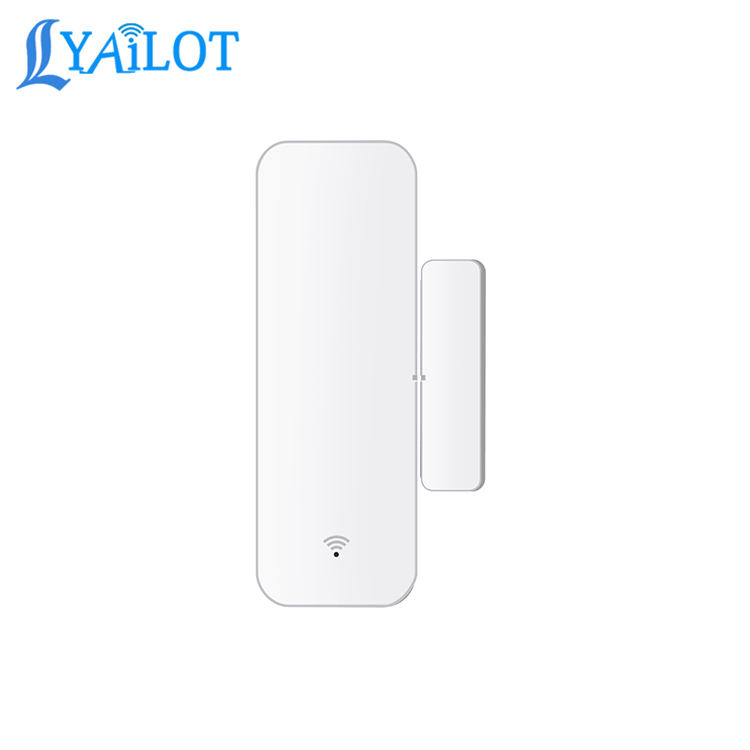 Best price of wifi home door and window magnetic sensor alarm Tuya wifi smart door sensor