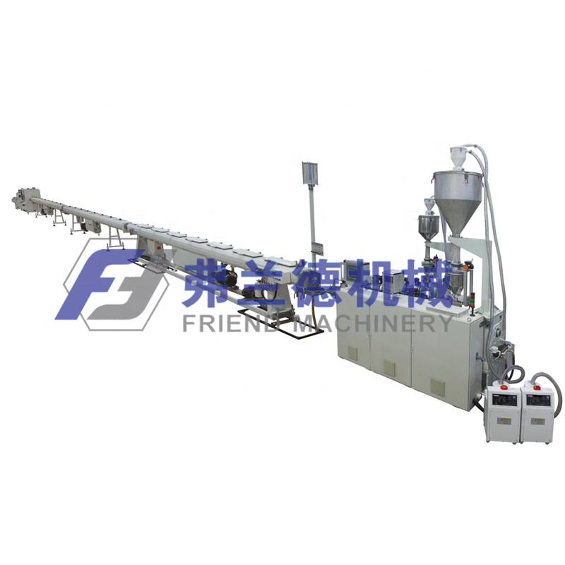Pex-Al-Pex Pipe Machine/Pert Pipe Extrusion Line