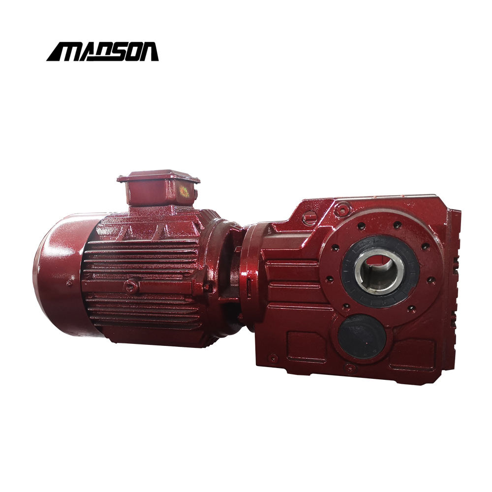 China Manufacturer Motor Speed Reducer