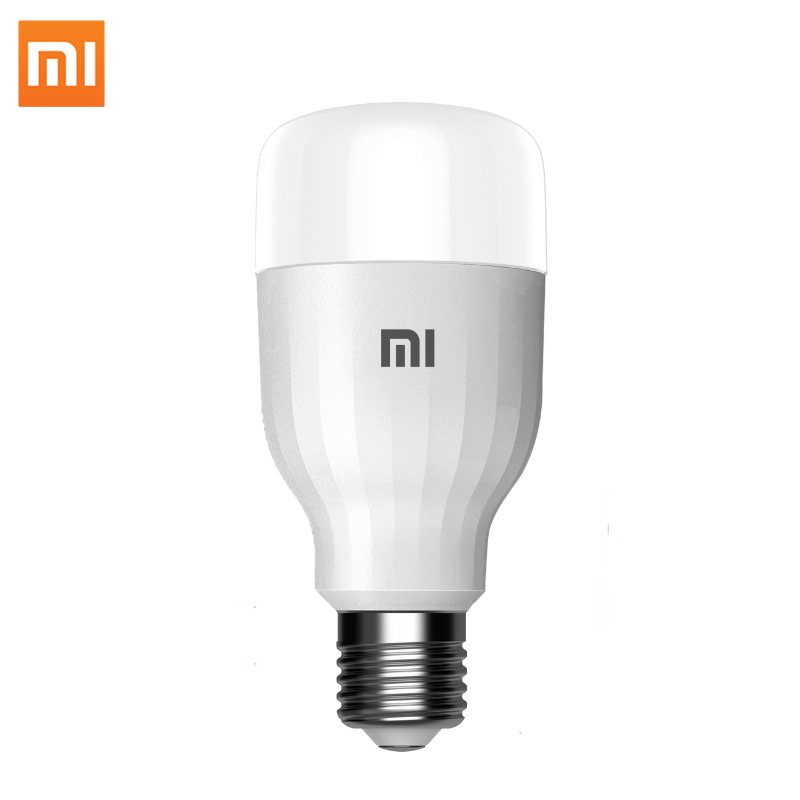 Original Xiaomi E27 RGB WiFi Remote Control Smart LED Lighting Bulb