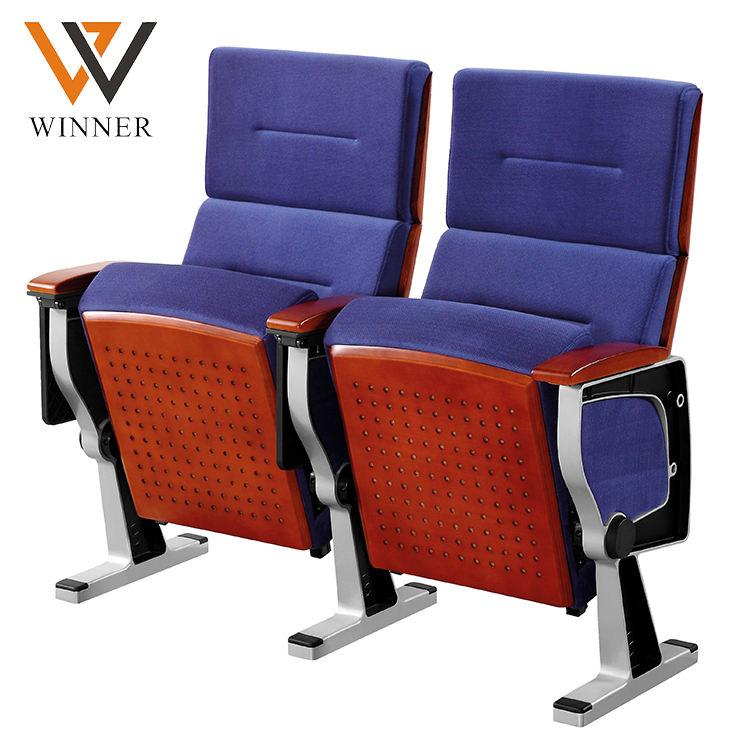 La Universidad de la escuela <span class=keywords><strong>auditorio</strong></span> asientos cómodos doblado moderno tamaño estándar Silla de teatro