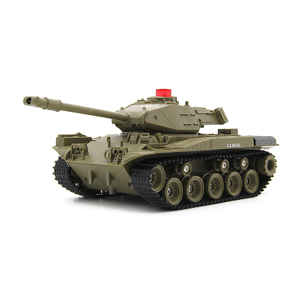 JJRC Q85 2.4G 1/30 cool battle tank remote control tank plastic military army radio control tank models military vehicles toys
