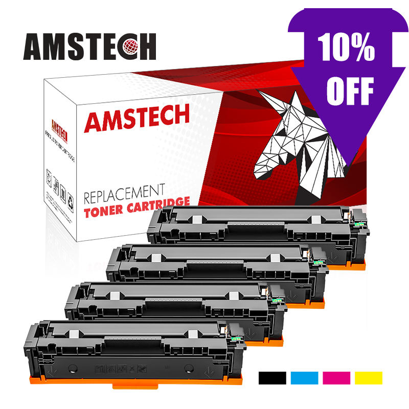 Compatible CF400A 201A Series Toner Cartridge for HP M252dw MFP M277dw