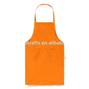 wholesale cheap custom printed advertising pvc apron