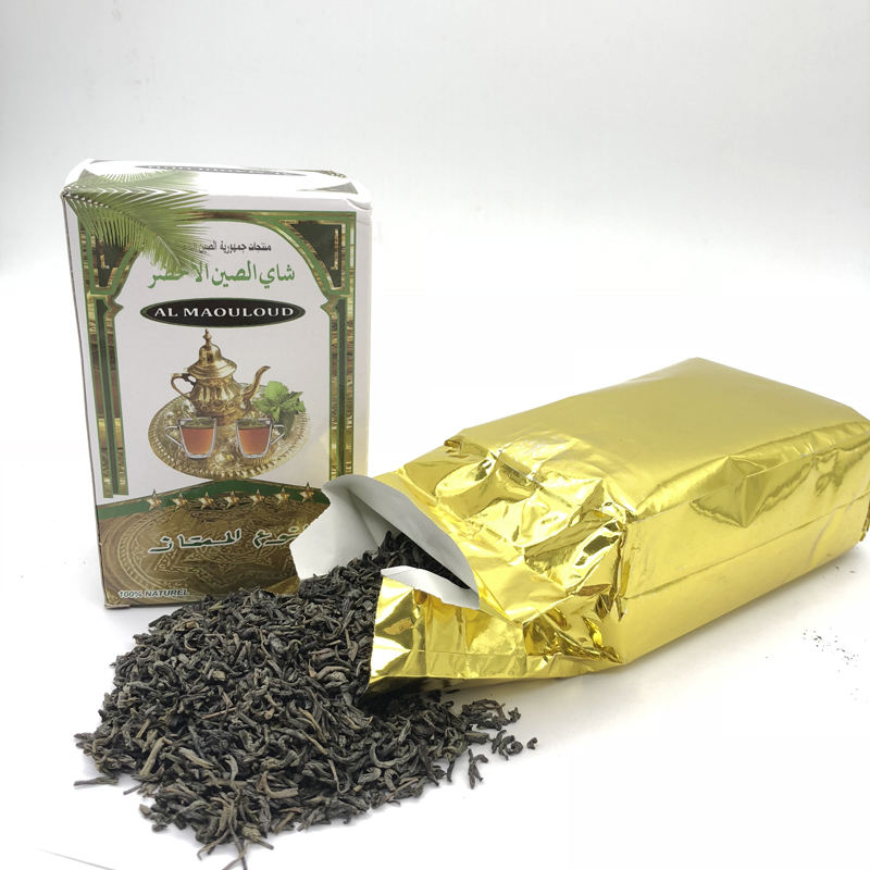 4011 41022 9371 chunmee green tea -2020 hot sale africa tea