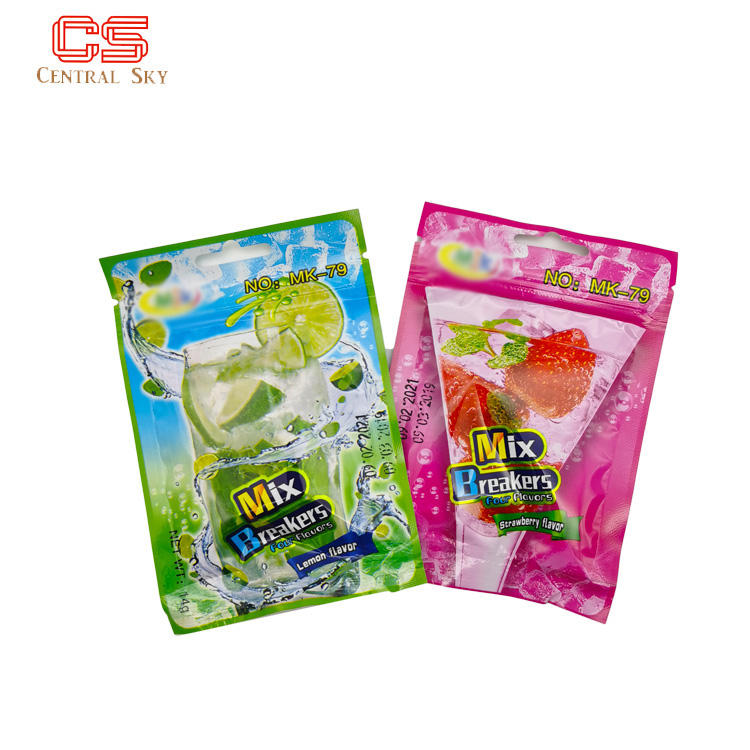 Best Quality Colorful Hard Fruit flavored fizzy tablet Candy Sweets for Confectionery sweets candies